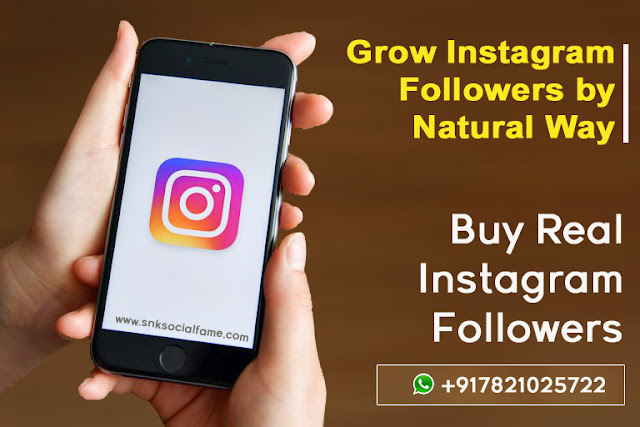 buy instagram followers through debit card in india