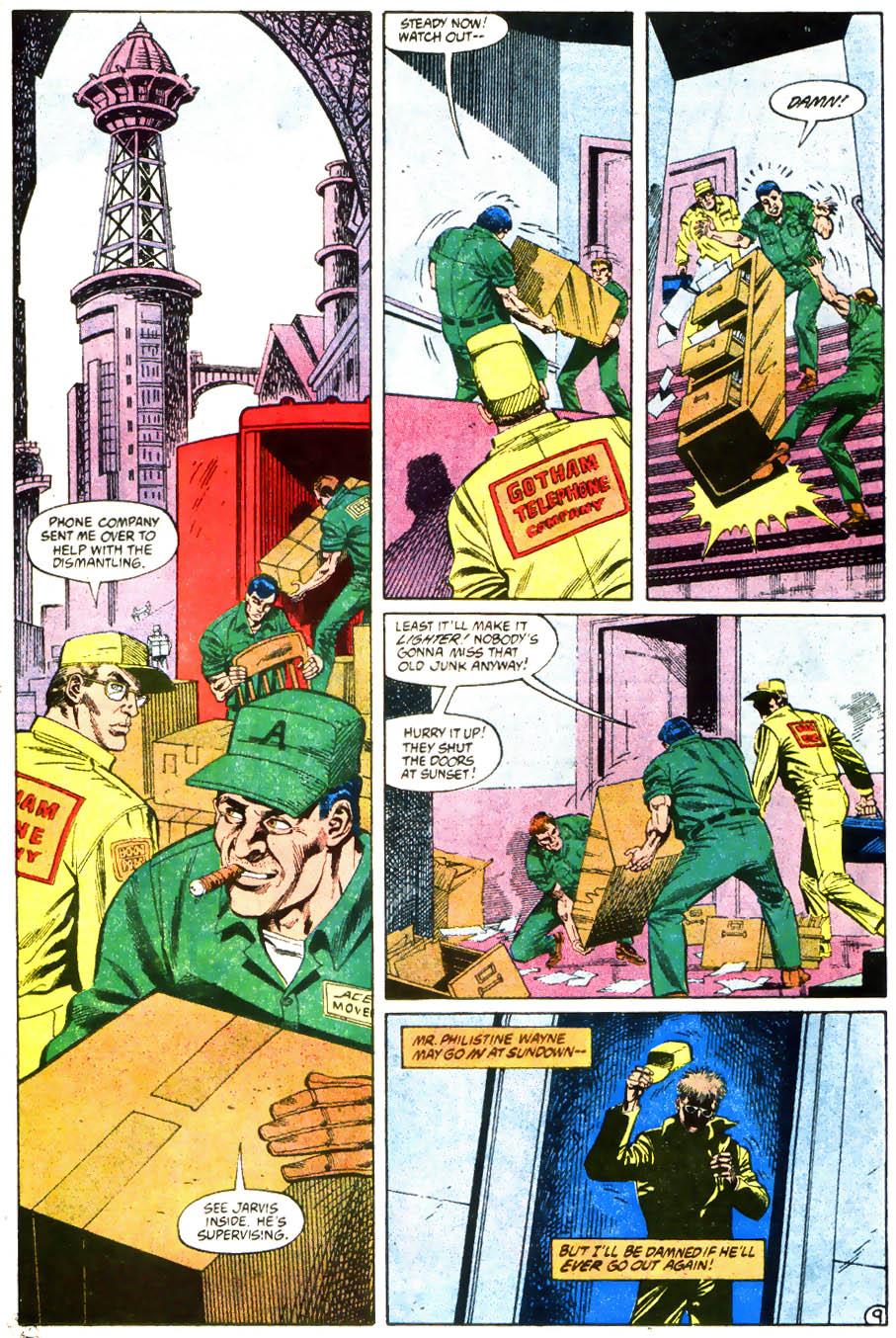 Detective Comics (1937) 641 Page 9