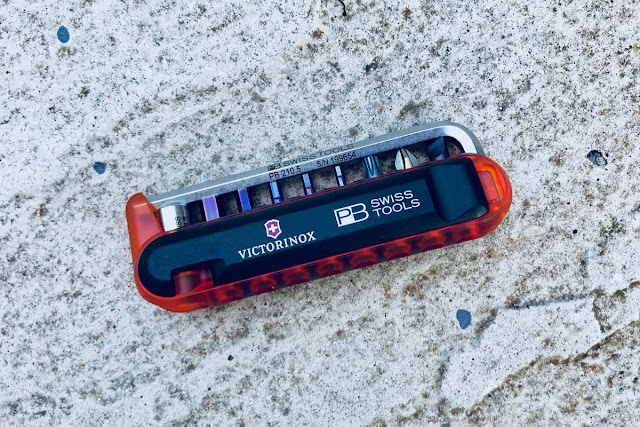 victorinox bike tool review