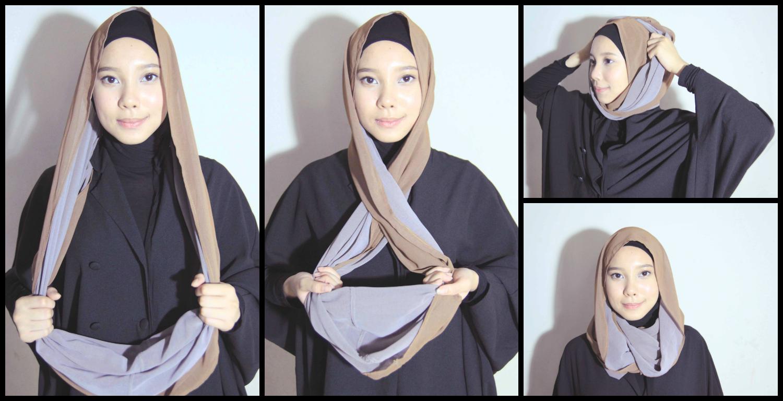Lebih Fashionable Dengan Tutorial Hijab Ala Jenahara Kumpulan