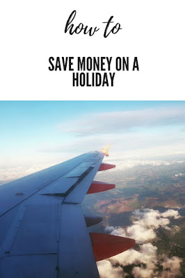 save money on a holiday