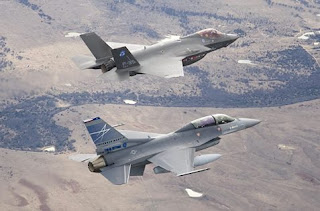 F-35 dan F-16