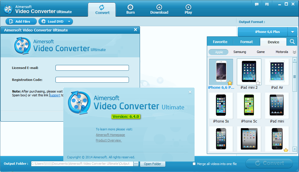 Image result for Aimersoft Video Converter Ultimate 10.4.2.196 Crack