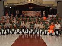 BNPB Gelar Latihan Pengembangan Kapasitas  Gabungan SRCPB Wilayah Timur