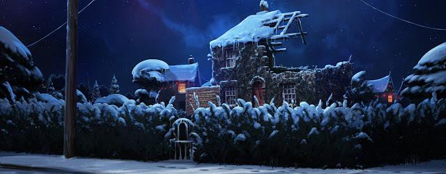 La casa dei Potter a Godric's Hollow