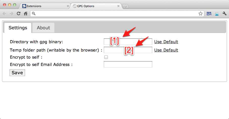 thinkst Thoughts   : Chrome Extension for gpg in Gmail