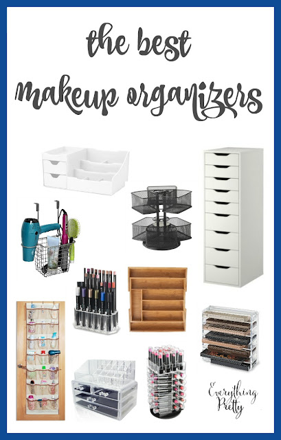 Best Makeup Storage For Any Budget