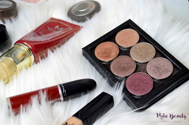 favoritos maquillaje 2017 review lowcost sombras nabla missha