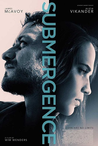Submergence 2018 English 900MB WEB-DL 720p Full Movie Download Watch Online 9xmovies Filmywap Worldfree4u
