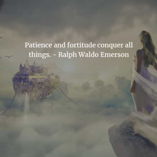 Inspirational quotes about patience to achieve your goals