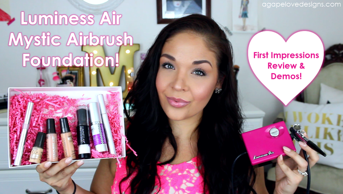 Today I Have A Review And Some Video Demos To Share With You Of New Products Recently Received C O Luminess Air