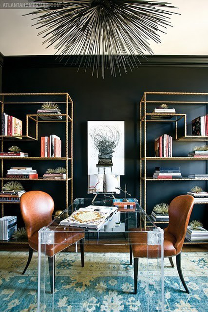 Do's & Don'ts: Black Accent Walls - Triple Max Tons