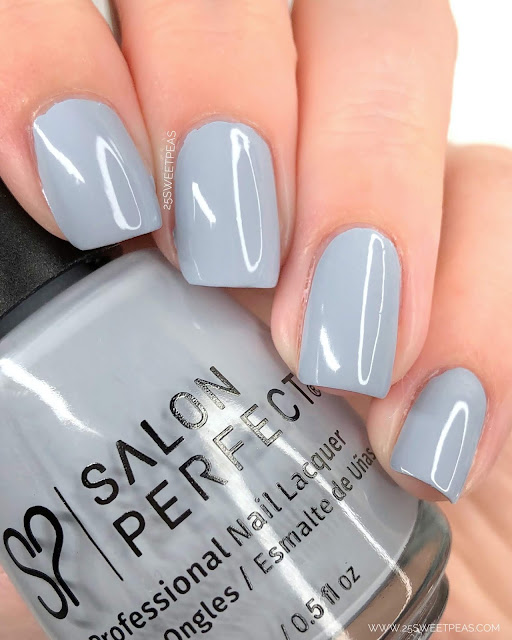 Salon Perfect In A Prosecco Swatch 25 Sweetpeas