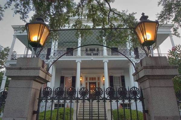 Haunted nation buckner mansion new orleans la the for Buckner home