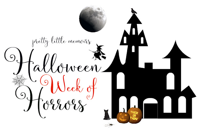 Halloween Week of Horrors: Line-Up & Giveaway Announcements!