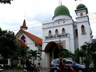 500 Gambar Gereja Dan Masjid Infobaru