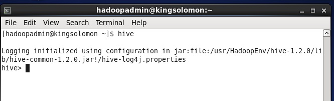 TECHNICAL BLOGS - BIG DATA, HADOOP, JAVA: Apache Hive - Hadoop