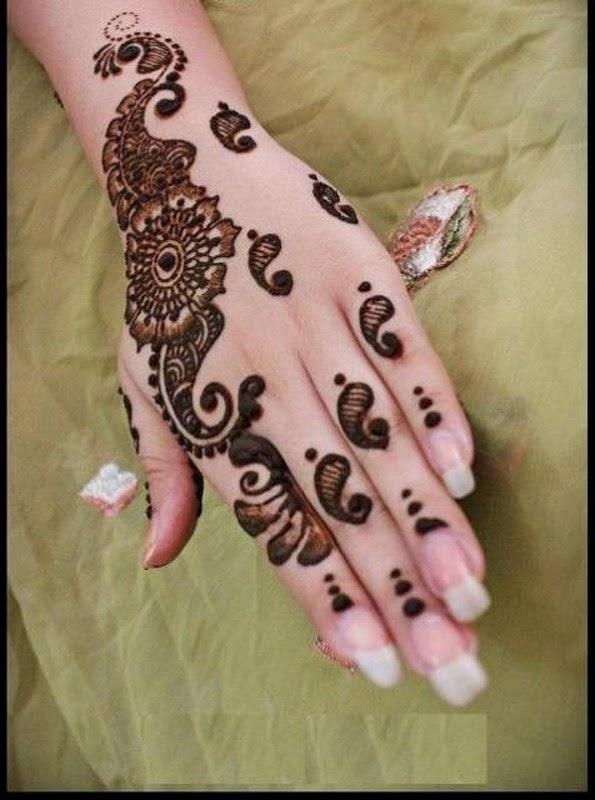 new eid mehndi designs