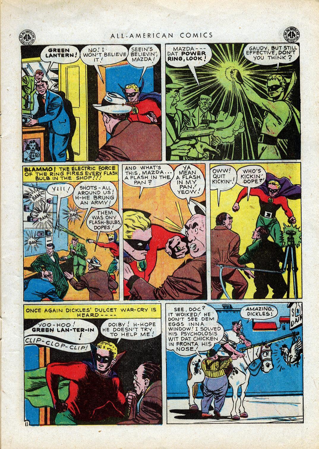 Read online All-American Comics (1939) comic -  Issue #64 - 14