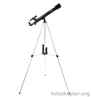 Celestron powerseeker 50az teleskop incelemesi