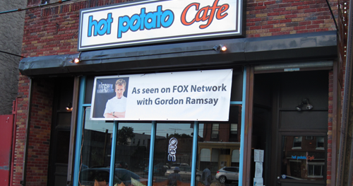 Hell S Kitchen Hot Potato Cafe