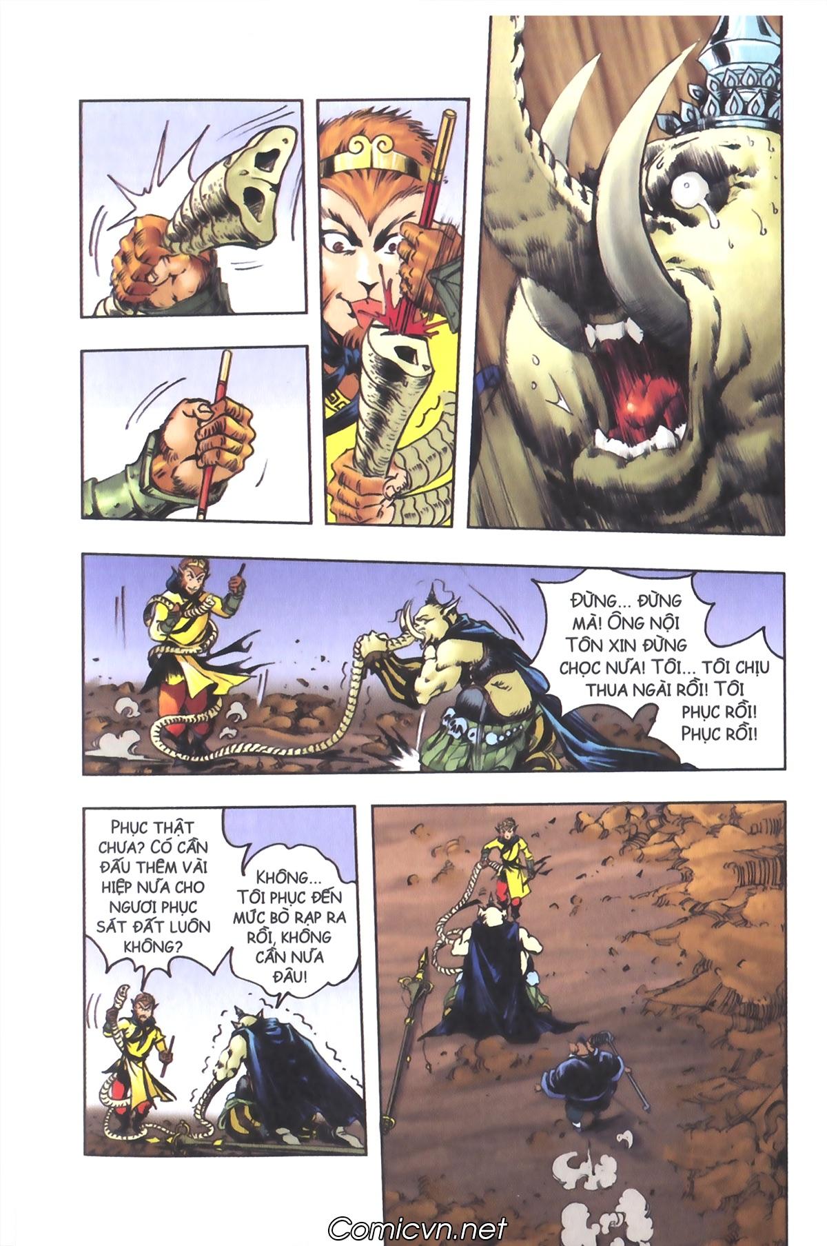Tây Du Ký màu - Chapter 122 - Pic 11