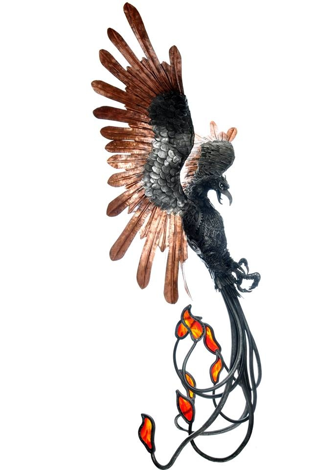 12-Phoenix-Alan-Williams-Animals-Sculptured-with-Recycled-and-Upcycled-Metal-www-designstack-co