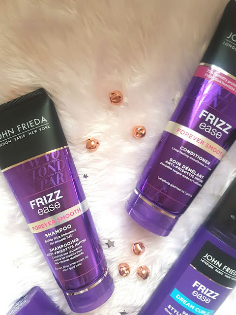 frizz ease on straight hair