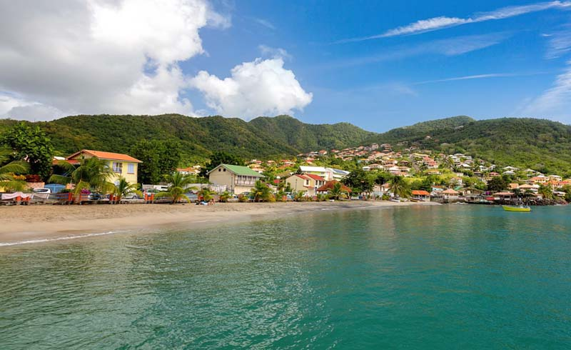Martinique, Caribbean & Mexico