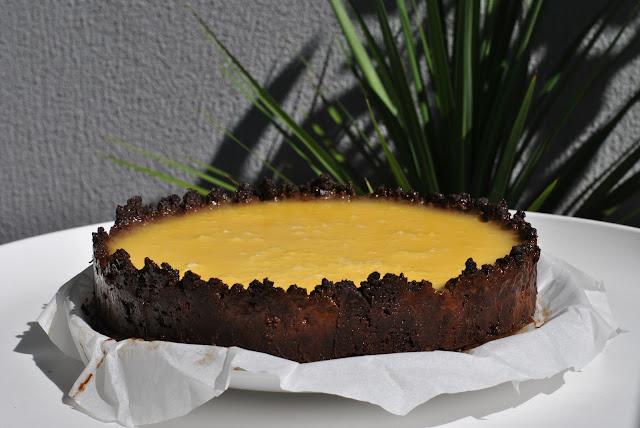 Mein Geburtstagskuchen: Gin Tonic Cheesecake