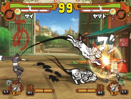 cheat naruto ultimate ninja 5 membuka semua karakter