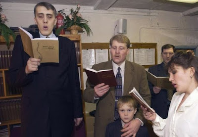 Jehovah's Witnesses outlawed in Russia