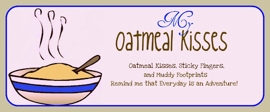 My Oatmeal Kisses: E is for elephant