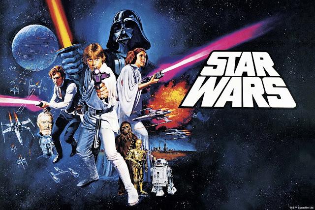 Fantasia tapetti Star Wars Tapetti