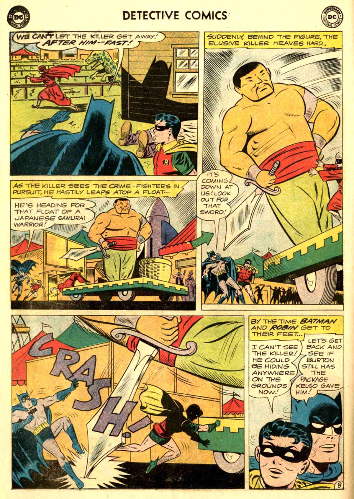 Detective Comics (1937) 309 Page 9