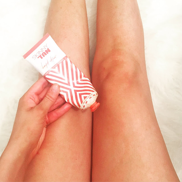 Skinny Tan Limited Edition Rose Gold 7-Day Tanner Review