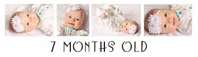 Brinley Summary: Week 31 {7 Months Old!}