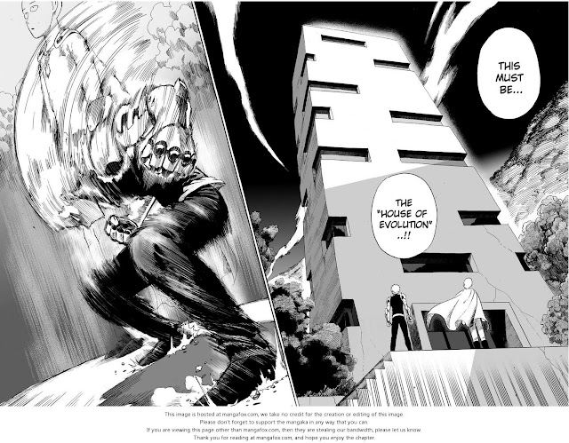 ONE PUNCH MAN CHAPTER 9 Page 15