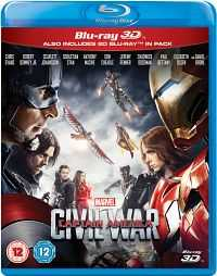Captain America Civil War 3D Movie Download Dual Audio IMAX 3D BluRay 1.8GB