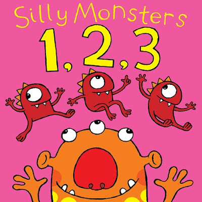 Cover of Silly Monsters 1,2,3