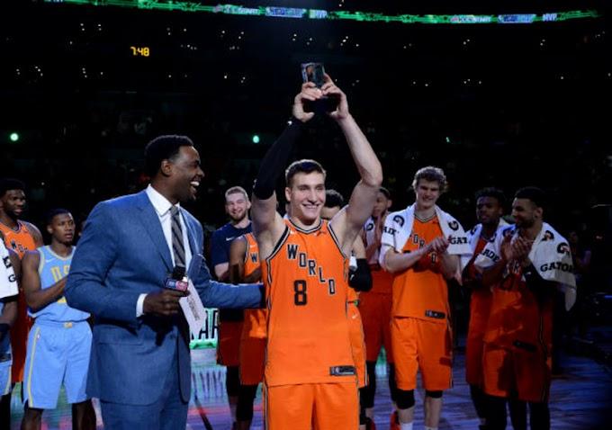 "Bogdan ""pokorio"" Ameriku - MVP! (VIDEO)"