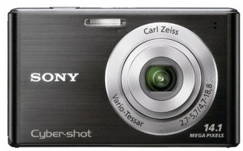 Sony Cyber-shot DSC-W550 Specifications and Price