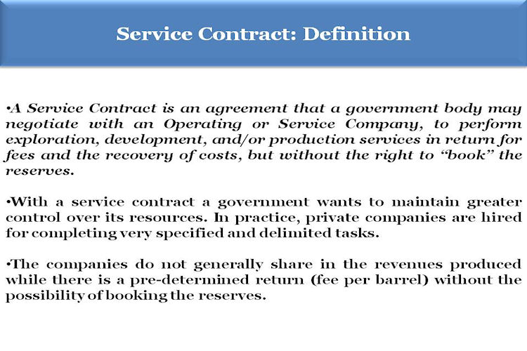 BACCI_Service_Contract_Definition_Nov_2013