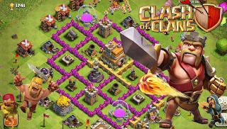Kumpulan Formasi Base Clash Of Clans Town Hall 1-10 Terbaik Update 2015