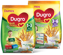 Mikahaziq Dumex Dugro Milk Powder Malaysia