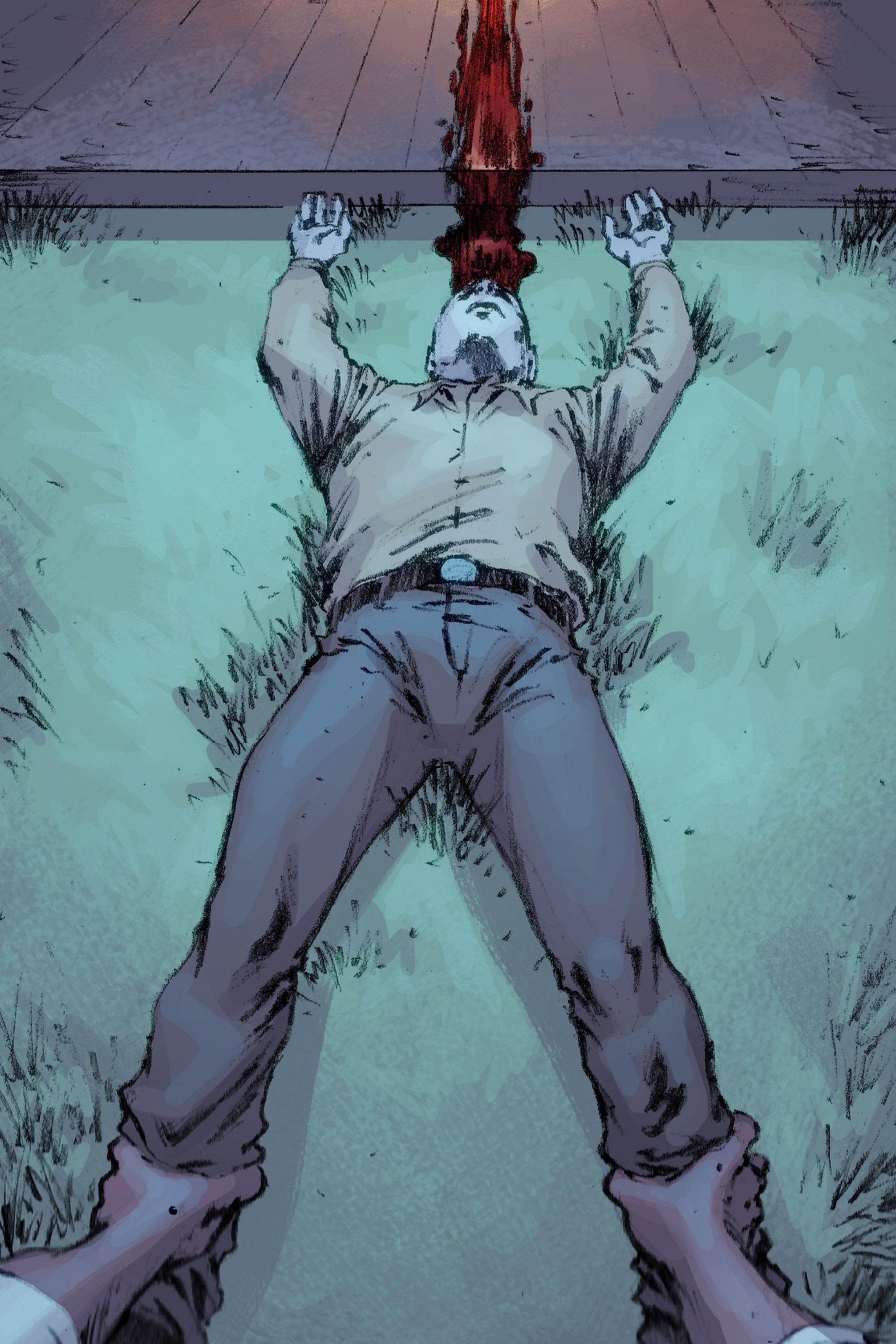 Read online Soul comic -  Issue #2 - 13