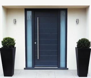 Door Window Frame Design Minimalist