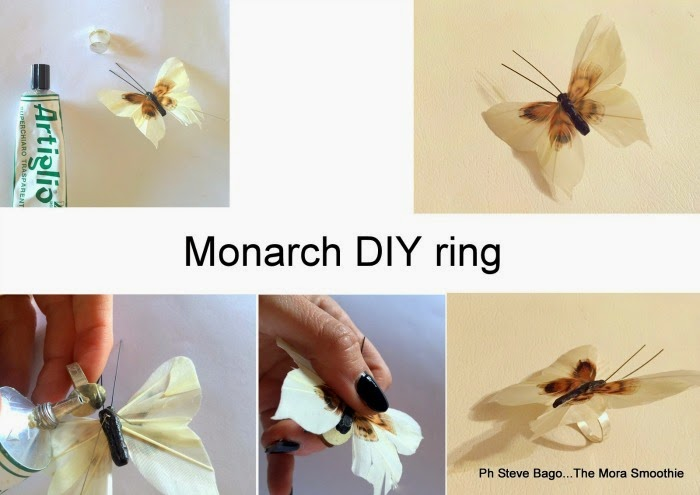 anello farfalla, DIY, Do it your self, fashion DIY, blogger, fashionblog, fashionblogger, themorasmoothie, monarch ring, come fare un anello, tutorial, tutorial ring, tutorial anello, blogger, blogger DIY, blog DIY, italianfashionblogger, video tutorial, fashionbloggeritaliana, paola buonacara, craft, crats, ideaproject, craftidea,