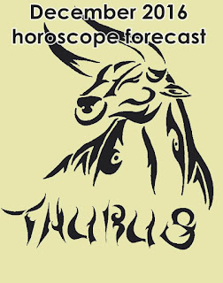 December 2016 TAURUS horoscope forecast zone