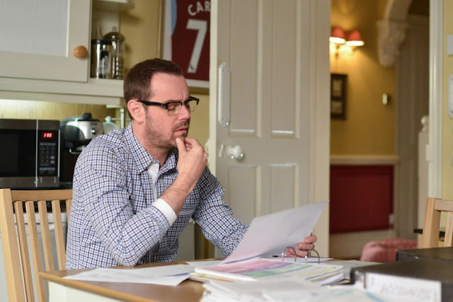 EastEnders Danny Dyer returns as Mick Carter